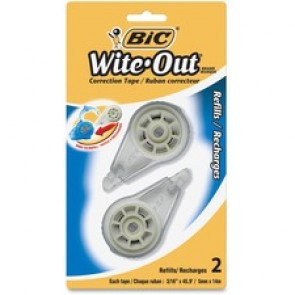 Wite-Out Correction Tape Refill Cartridge