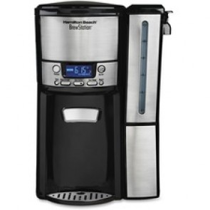 Hamilton Beach BrewStation 12 Cup Dispensing Coffeemaker (47950)