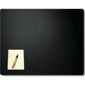 Artistic Plain Leather Desk Pads