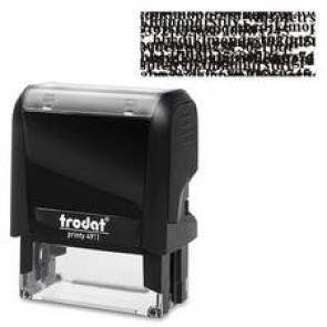 Trodat  Climate Neutral Self-Ink I.d. Protect Stamp
