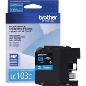 Brother  Innobella High Yield (XL Series) Cyan Ink Cartridge