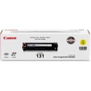 Canon  Cartridge 131 Yellow