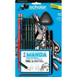 Prismacolor Scholar Manga Drawing Set