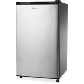 Royal Sovereign 4.0 Cubic Ft Compact Stainless Steel Refrigerator- RMF-113SS