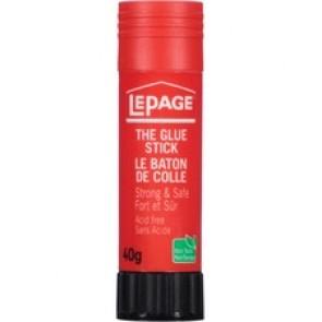 LePage Acid-free Washable Glue Stick