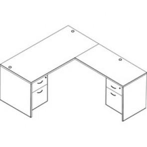 OSP Furniture L-Shape