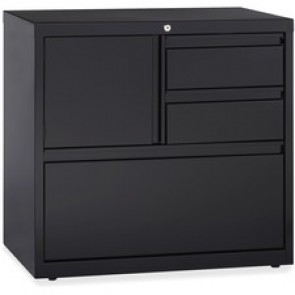 "Lorell 30"" Personal Storage Center Lateral File"