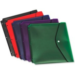 Cardinal Dual Pocket Snap Envelopes