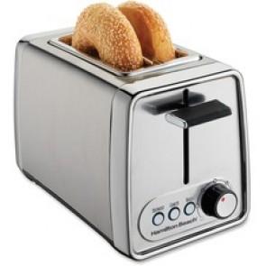 Hamilton Beach Extra-wide 2-slice Toaster