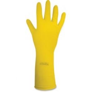 RONCO Flock Lined Light Duty Latex Gloves