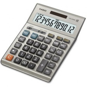 Casio DM-1200BM Simple Calculator