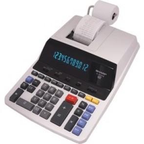 Sharp Calculators EL-2630PIII 12-Digit Commercial Printing Calculator