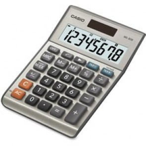 Casio MS80 Desktop Solar Tax Calculator