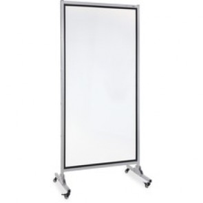 Lorell 2-sided Whiteboard Easel