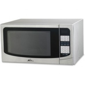 Royal Sovereign Microwave, 1.34 Cu. Ft, 1000 Watt, Stainless Steel