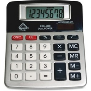 Aurex  8-digit Compact desktop Calculator