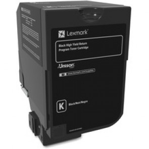 Lexmark  CX725 Return Program High Yield Toner Cartridge
