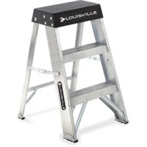 Louisville 2' Aluminum Step Ladder