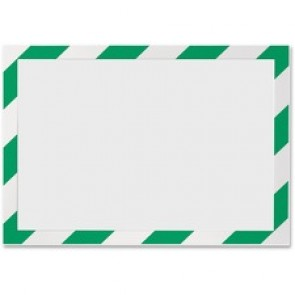 DURABLE Twin-color Border Self-adhesive Security Frame