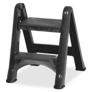 Rubbermaid E-Z Step Foldable Step Stool