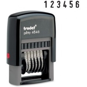 Trodat Self-inking Stamp