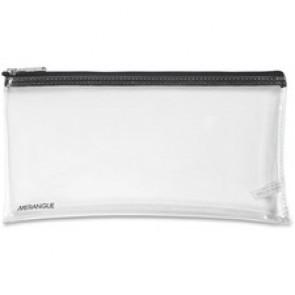 Merangue Clear-View Multi-Purpose Zipper Bag