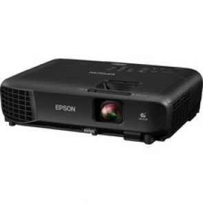 Epson PowerLite 1266 LCD Projector - HDTV - 16:10 - Rear, Ceiling, Front - UHE - 210 W - 6000 Hour Normal Mode - 10000 Hour Economy Mode - 1280 x 800 - WXGA - 15,000:1 - 3600 lm - HDMI - USB - Wireless LAN - 315 W - 2 Year Warranty