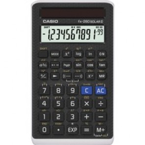 Casio FX 260 SOL II Scientific Calculator