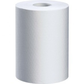 Metro Paper Roll White Towels
