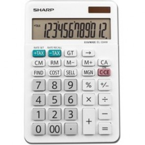 Sharp 12-Digit Desktop Calculator
