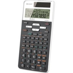 Sharp  EL-520XTBBK Scientific Calculator