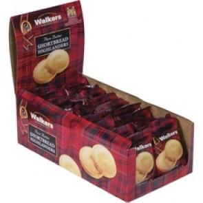 Office Snax Shortbread Highlanders Cookies
