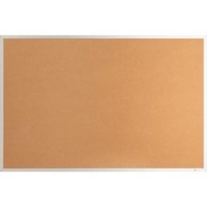 Lorell Aluminum Frame Cork Board