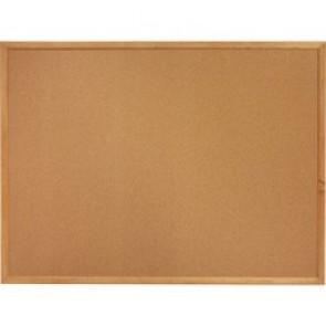 Lorell Oak Wood Frame Cork Board