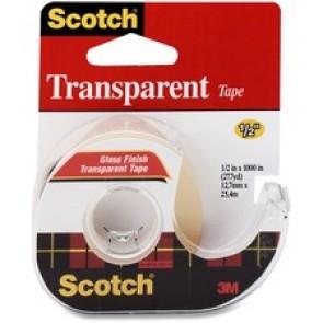 Scotch Gloss Finish Transparent Tape