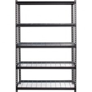 Lorell Wire Deck Shelving