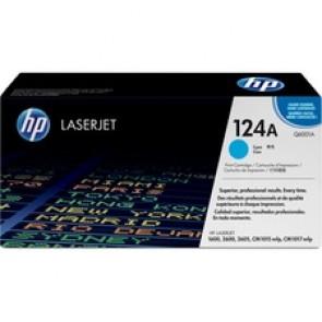 HP 124A LaserJet Toner Cartridges