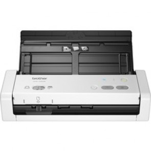 Brother ADS-1250W Wireless Compact Desktop Scanner - 48-bit Color - 25 ppm  (Mono)  - 25 ppm  (Color)  - Duplex Scanning - USB