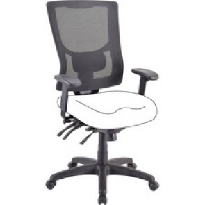 Lorell Conjure Executive High-back Mesh Back Chair Frame