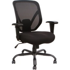 Lorell Soho Big & Tall Mesh Back Chair