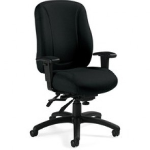 Global Multi-tilt High-back Chair
