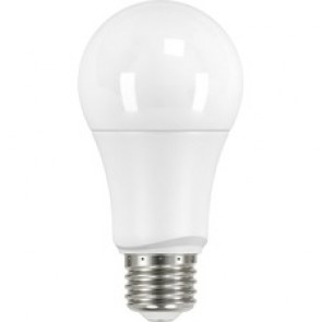 Satco A19 LED 9.5-watt 2700K Frosted Bulb Pack
