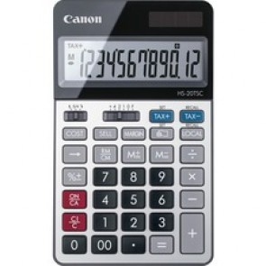 Canon HS-20TSC 12-Digit Green Calculator