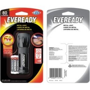 Eveready Compact LED Metal Flashlight
