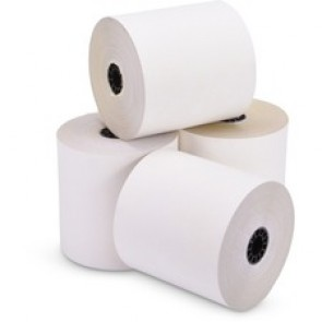 ICONEX NCR Paper 2-Ply Carbonless Calculator Rolls