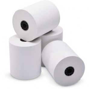 """ICONEX NCR Paper Thermal POS Grade 3"""" Paper Rolls"""