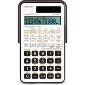 Sharp EL510RTB 169Functions Scientific Calculator