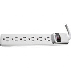 Wood Industries Six-Outlet Power Strip