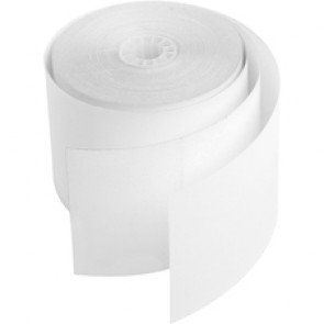 Business Source Carbonless 2-ply Adding Machine Rolls
