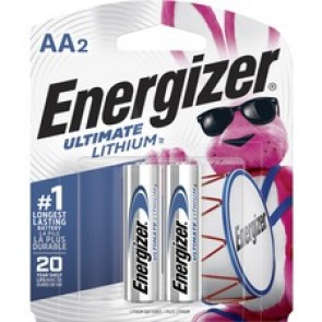 Energizer  Ultimate Lithium AA Batteries
